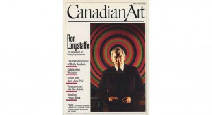 Ron Longstaffe: The Vancouver Art Gallery's Patron Saint
