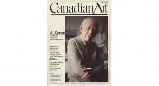 A.J. Casson: A Painter's Life