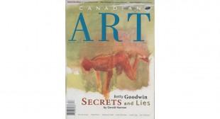 Betty Goodwin: Secrets and Lies