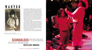 Scandalous Personas, Difficult Knowledge, Restless Images