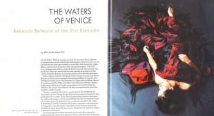 The Waters of Venice: Rebecca Belmore at the 51st Biennale