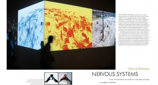 David Rokeby: Nervous Systems