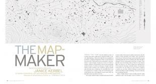 Janice Kerbel: The Map-Maker