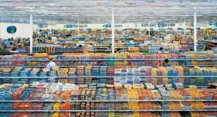Andreas Gursky: Interview with Insight