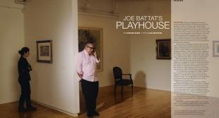 Places: Joe Battat's Playhouse