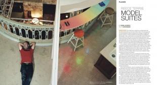 Reece Terris: Model Suites
