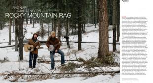 Ragnar Kjartansson: Rocky Mountain Rag