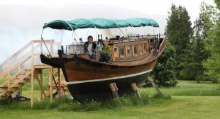 Janet Cardiff and George Bures Miller: Ship O' Fools