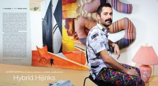 Oliver Husain: Hybrid Hijinks