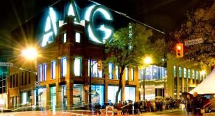 Sarnia's JNAAG Opens Showing Adad Hannah, Ben Skinner & More