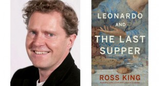 Ross King's Leonardo and The Last Supper Up for GG Award