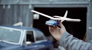 Flying car makes comeback in Edmonton courtesy Evann Siebens & Keith Doyle