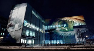 Pascal Grandmaison's Projections Take Over Downtown Montreal