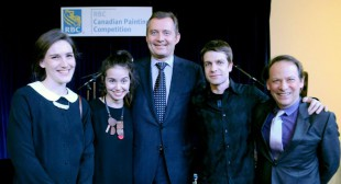 RBC Boosts Painting Prize Monies to $115,000