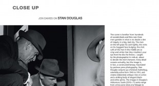 Close Up: Jon Davies on Stan Douglas
