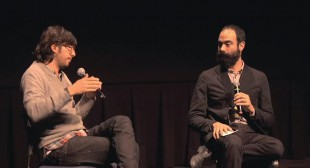 Mario Garcia Torres Talks Tea with Luis Jacob at RAFF 2013