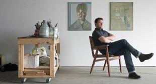 Brain, Body, Hands: Meet Sky Glabush, Canada's Most Restless Painter