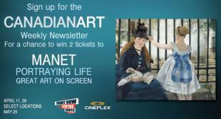 "Contest — Win Tickets to ""Manet: Portraying Life"""