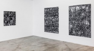 John Eisler Monochromes Surprise at Diaz