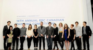 Canadian Art Foundation Competes for $25,000 Funding Increase for RBC Canadian Painting Competition