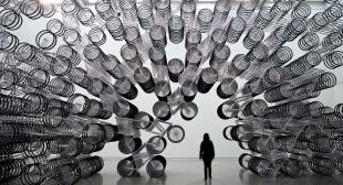 Ai Weiwei Bicycle Sculpture to Headline Toronto's Nuit Blanche