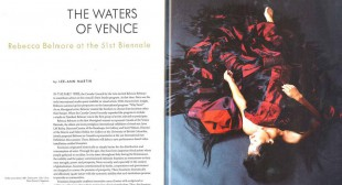 From the Archives: Rebecca Belmore at the 2005 Venice Biennale