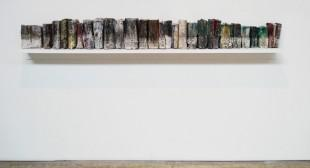 Jeremy Everett Captivates with Crystal-Book Sculptures