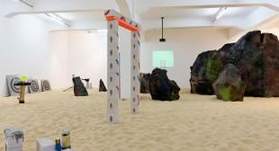 Jerszy Seymour Crosses Art & Design Lines in Berlin