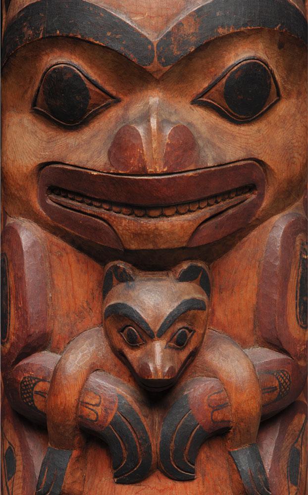 First Charles Edenshaw Survey A Bc Breakthrough Canadian Art