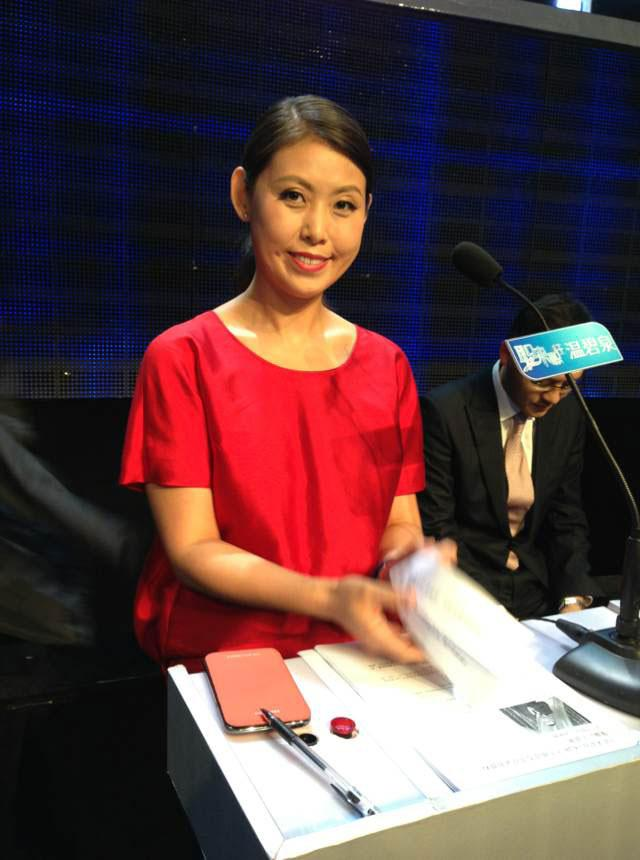 May Xue, CEO of UCCA Editions in Beijing, China, travelled the