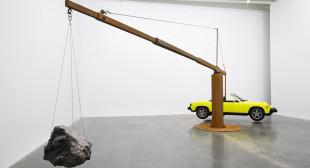 Chris Burden Brings Heaviness to Light at New Museum