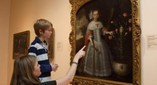 Major Galleries Announce New Programs for Kids
