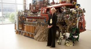Louise Dompierre to Depart Art Gallery of Hamilton
