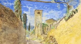 Critiquing the Critic at John Ruskin: Artist and Observer