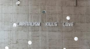 Manif d'Art Critiques Capitalism—But To What End?
