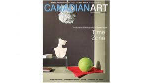 On Newsstands Now: Canadian Art Summer 2014