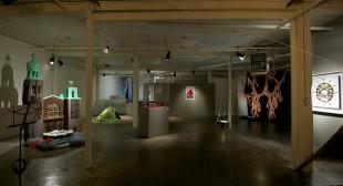 Textiles Get Tactical at Gallery 101