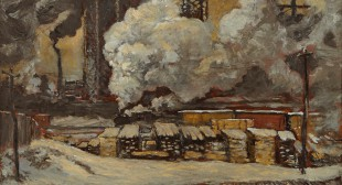 Select Artwork Prices Double at Canada's Fall Auctions