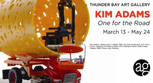 Kim Adams: One for the Road