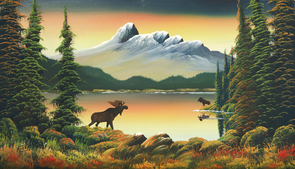 The Curious Case Of Levine Flexhaug moreover Fonts 55629 moreover Moorhouse Painting likewise Cuisine La Canadienne Julia Child Wilderness Wives further File Moose Grimshaw Baseball Card. on canada moose