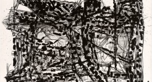 Jean Paul Riopelle: The Suites, Large Prints