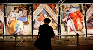 Review: Michelangelo's Sistine Chapel Comes to Montreal