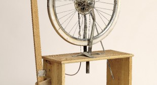 Murray Favro: Lever and Wheel