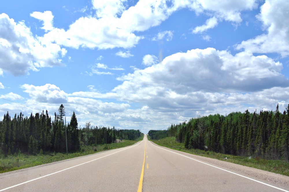 On the Road with Daniel Joyce: Northern Ontario
