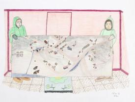 <center>1. Shuvinai Ashoona</center>
