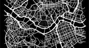 William Davis and Michael Markieta: Geographies of Urban Form