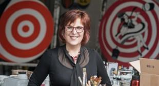 Sandra Meigs Wins 2015 Gershon Iskowitz Prize