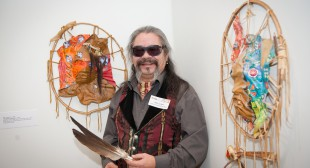 FROM THE HEART OF TURTLE ISLAND: CONTEMPORARY ART FROM MANITOULIN ISLAND