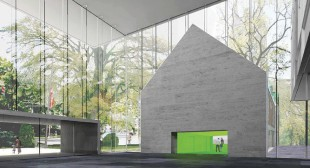Bold New Quebec Museum Addition Ramps Up for Opening