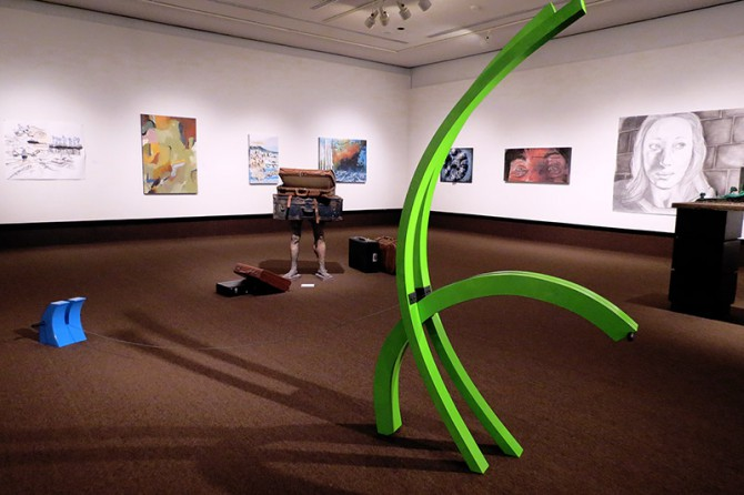 Lakehead University Visual Arts Department Annual Student Juried Exhibition